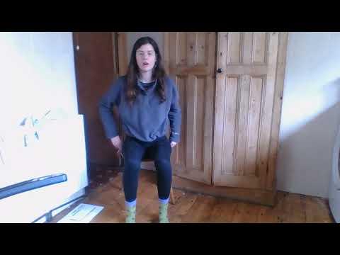 Shoulder Lifts/Rolls - Exercise At Home