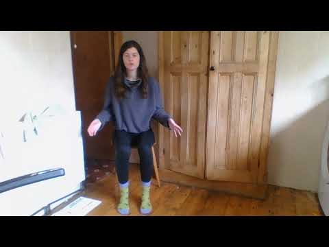Side Steps - Exercise at Home